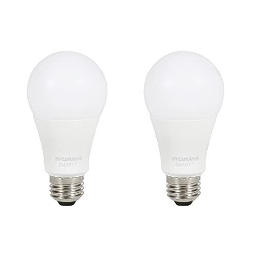 Sylvania Bluetooth Mesh LED Smart Light Bulb 2 Pack Now $13.99