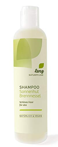 Lenz Naturpflege Shampoo Sonnenhut Brennnessel - 250ml
