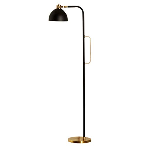 YASE-king Stand Up Lampe Stehlampe, Rotierende Lampe Eisen Stehlampe