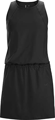 Arc'teryx Contenta Dress Women's | Quick Drying Dress | Black, Medium