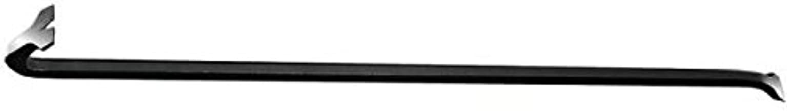 Edward Tools Gooseneck Wrecking Bar – Extra strength drop forged steel pry bar for..