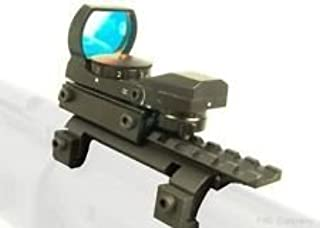 GSG-5 Holographic 4 Reticle Reflex Red Dot Sight Scope with GSG-5 Claw Mount by aim sports