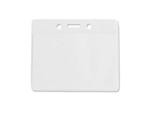ID-kaart Het Plastic Pocket Portemonnee Identiteitskaart Pass-Badgehouder (600)