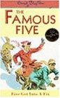 Five Get Into A Fix: Book 17 (Famous Five)