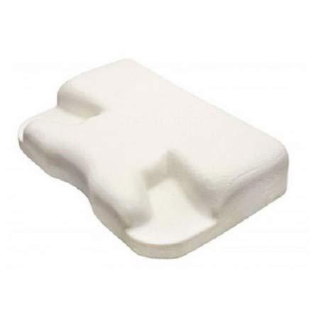 Fluffy Cuscino in Memory Foam MPR per dormire con ogni tipo di maschera - O2-Med