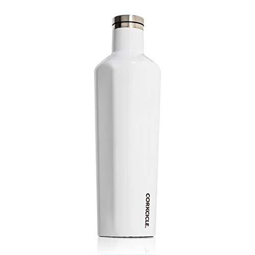 SPICE OF LIFE(スパイス) 水筒 ステンレスボトル CANTEEN CORKCICLE ホワイト 750ml 25oz 保冷 保温 真空断熱 2025GW