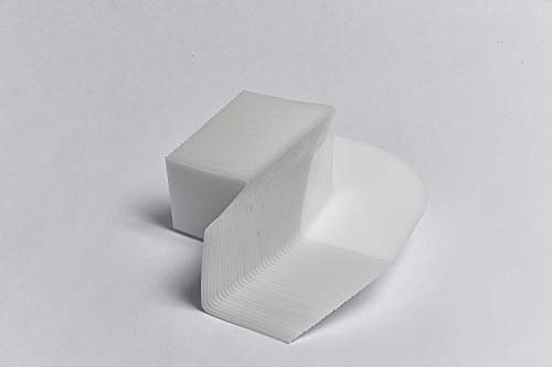 Window Flashing Corners - 30 PACK - Durable Lightweight Plastic - Quick & Easy Window and Door Sill Pan Flashing