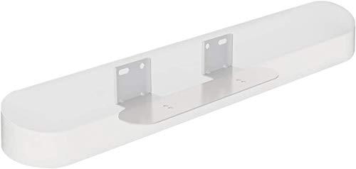 Mounting Dream Soundbar Wandhalterung für Sonos Beam, mit Einfachem Kabelzugang, Vollständiger Montage-Hardware-Bausatz Inklusive, MD5430-W-031, Weiß