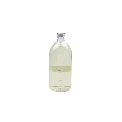 Culti Acqua Flacone di Ricarica, Marrone, 1000 ml