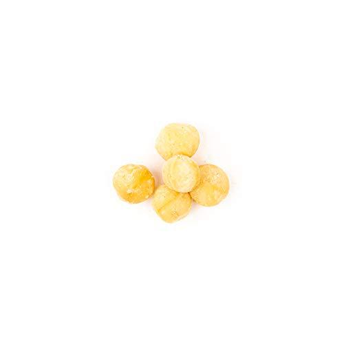 Jalall D'or Macadamia Nüsse geröstet gesalzen ganze Nusskerne 500 g Macadamiakerne aus fairem Anbau