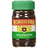 Medaglia D'Oro Instant Espresso Coffee, 2-Ounce Jars -...