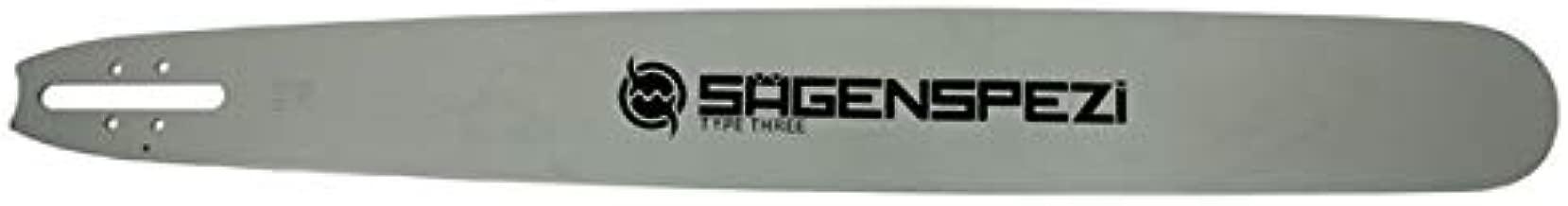 90cm S/ägenspezi Schwert-Set Solid Laser mit 2 Vollmei/ßelketten .404 104TG 1,6mm passend f/ür Stihl 070 090 AV Contra 070AV 090AV
