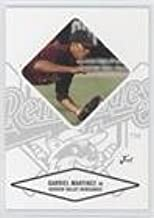 Gabby Martinez Gabby Martinez (Baseball Card) 2004 Just Minors Justifiable - [Base] #50