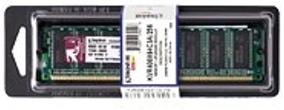 Kingston KVR400X64C3A/256 32MX64 DDR400 CL333 UNB DDR Non-ECC Value RAM Memory