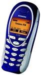 Siemens A50 - Teléfono móvil, color azul oscuro