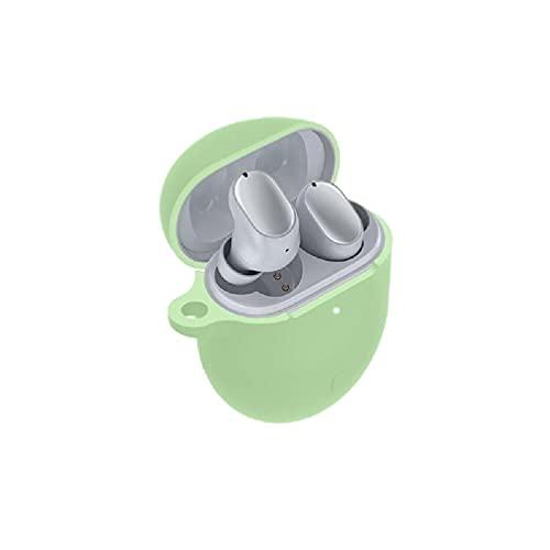 Funda protectora para auriculares compatible con Redmi AirDots 3 Pro impermeable compatible con Bluetooth, protección de los auriculares, resistente al corte a prueba de polvo