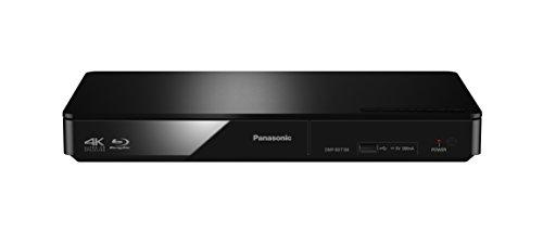 Panasonic DMP-BDT184EG 3D 4K Bild