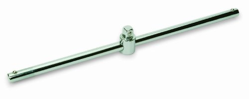 Williams 32007 15 Sldg T-Handle with 1/2-Inch Drive