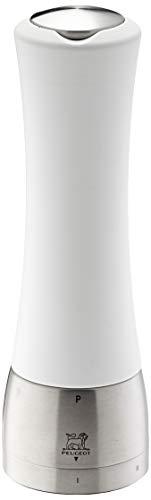 Peugeot 28855 Madras Pfeffermühle uSelect, 21 cm, weiß