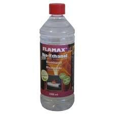 Biofiamma Bottiglia Bioetanolo Da 1 Litro Certificato