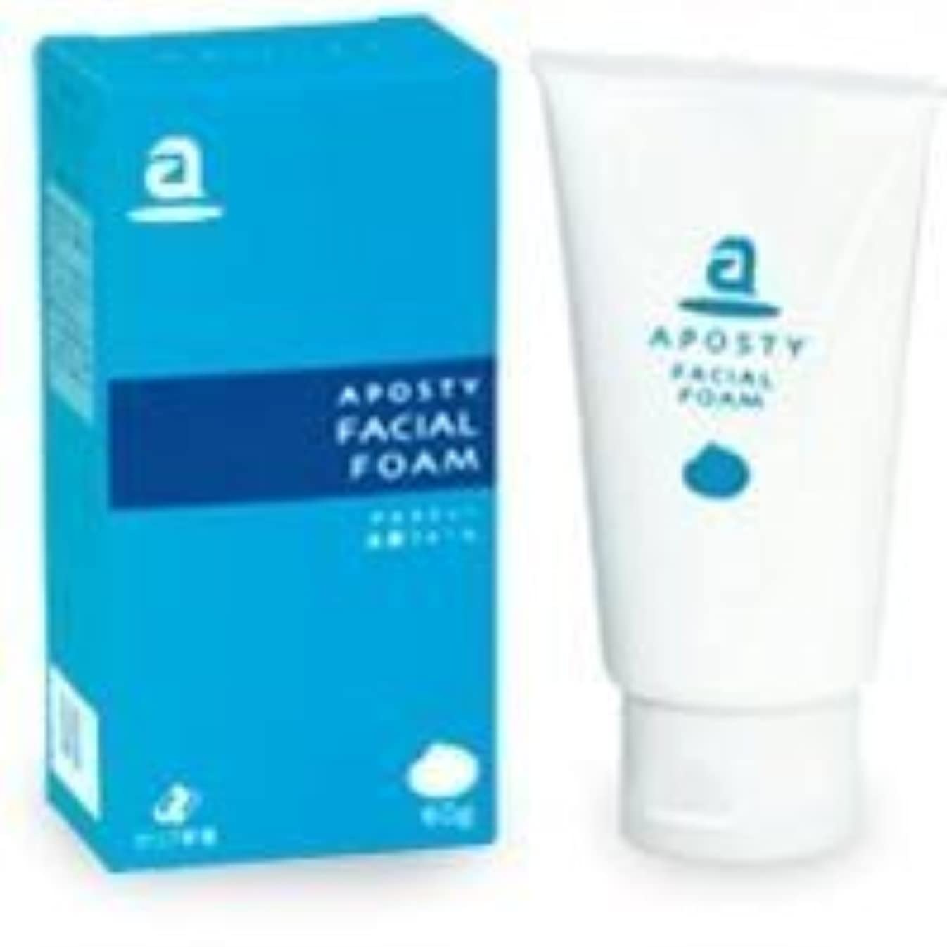 再生可能除外するなしでゼリア新薬 アポスティー洗顔フォーム120g