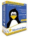 Mandrake Linux PowerPack Edition 8.1