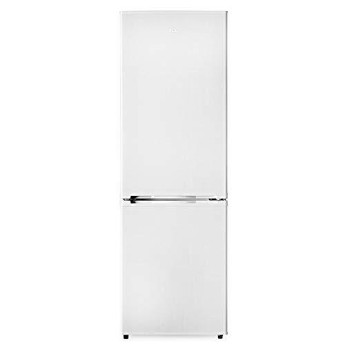 TCL TRF-315A+ Kühlschrank/weiß/Kühl-Gefrierkombination / 10-fach höhenverstellbar/Thermostat stufenlos / 300l / 180cm Höhe / 59,6cm Breite