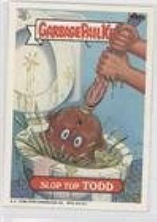 Slop Top Todd (Trading Card) 1988 Topps Garbage Pail Kids Series 12 - [Base] #495b