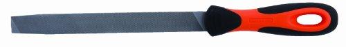Bahco 1-143-08-1-2 BH1-143-08-1-2 Mühlsägefeile mit 2 flachen Kanten 200x20x3,3mm Hieb 1, mehrfarbig, 8