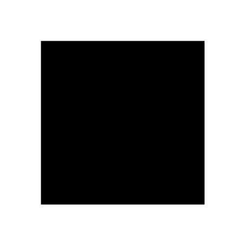 EFCO – wax hoeslaken, zwart, 200 x 100 x 0,5 mm, 2-delig