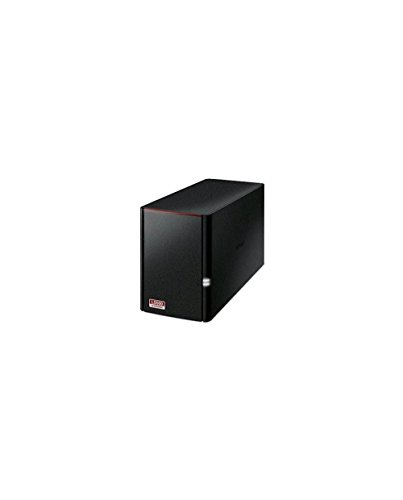 Buffalo LS520D0402-EU 4TB (2 x 2 TB) Linkstation 520D 2 Bay Desktop-NAS-Einheit