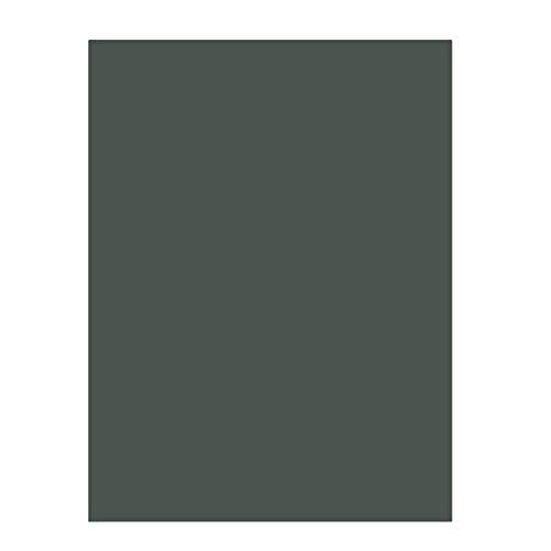 luckything - Pegatinas Autoadhesivas para reparación, de Nailon, Autoadhesivas, para Tiendas de campaña, Mochilas, toldos, Botes hinchables, colchones de Aire, Muchos Colores, Gris Oscuro