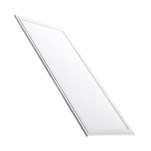 LEDKIA LIGHTING Panneau LED Dimmable 120x60cm 63W 6300lm LIFUD Blanc Neutre 4000K - 4500K