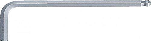 KS Tools 151.2172 Kugelkopf-Innensechskant-Winkelschlüssel, kurz, 12mm
