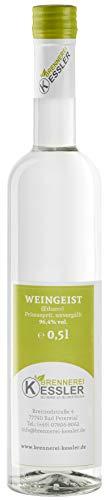 Brennerei Kessler Weingeist Primasprit Ethanol 96,4% - 500ml
