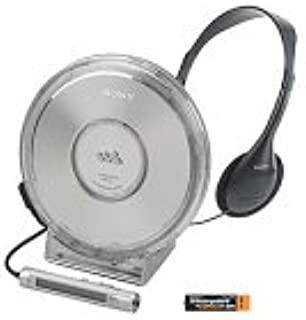 Sony D-NE1 Ultra Slim ATRAC3/MP3/CD Walkman