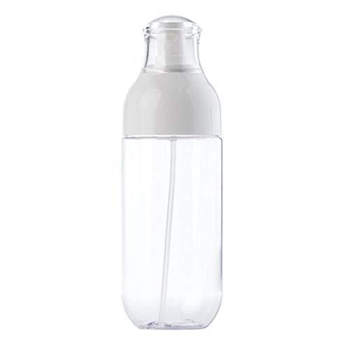 Beeria Press-type Fine Brume en Verre Transparent Bouteille de Voyage Portable TY Spray pour Liquide