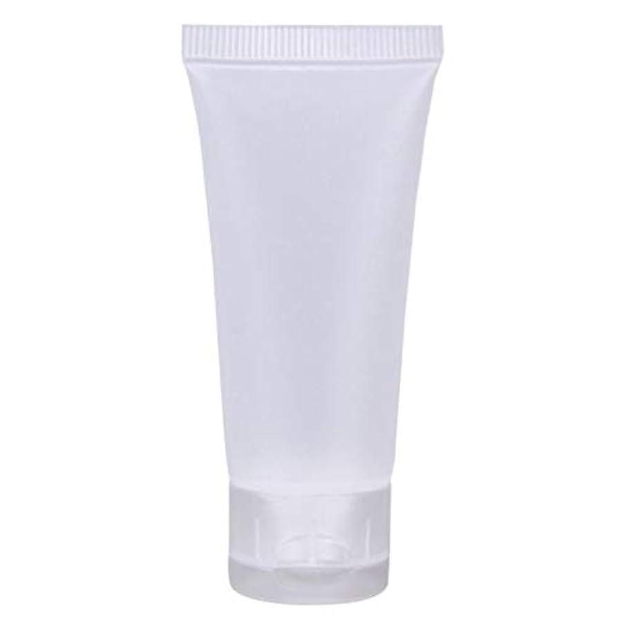 愛国的なロデオ自慢Artlalic 10詰め替え可能なチューブマット空の化粧品のボトルキャップトラベルフェイスクリームの容器旅行ローショントナーケース