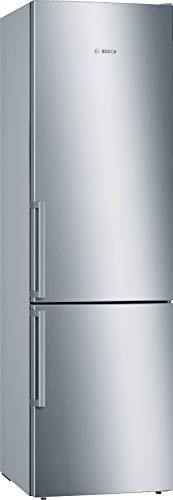 Bosch KGE398IBP Serie 6 nevera independiente/B / 201 cm / 119 kWh/año/Inox-antifingerprint / 249 L / 94 L congelador/LowFrost/VitaFresh
