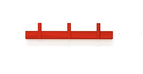Authentics, Line UP 80967 Portemanteau en frêne Rouge