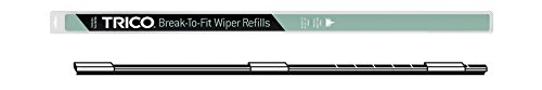 Best 22 inch automotive replacement windshield wiper refills review 2021 - Top Pick