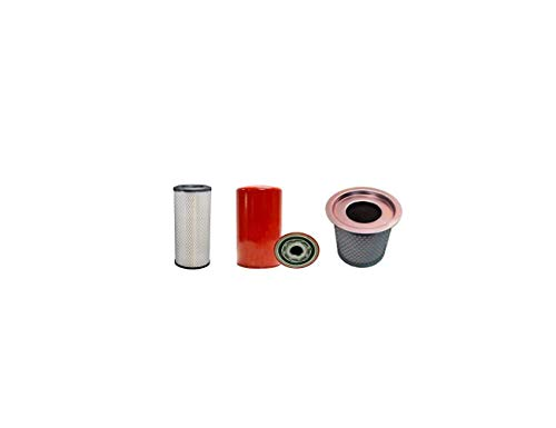 Balma Viss 75 Kompressor Filter Service Kit
