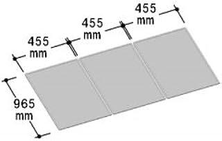 LIXIL INAX 風呂組フタ 幅455×奥行965mm×3枚組:YFK-1410C(3) (風呂ふた、フロふた、風呂蓋)