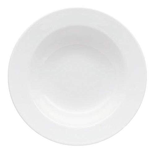 Arzberg Rosenthal 42116-800001-10354 Cucina - Teller tief - Suppenteller - Bianca - weiß - Ø 24 cm