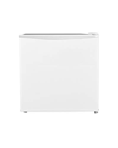 Midea MRU01M3AWW Freezer, 1.1 Cubic Feet, White