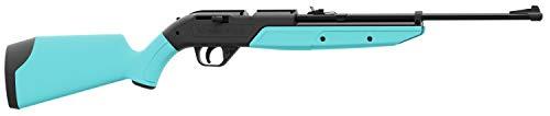 Crosman 760LB Pump Master Variable Pump BB Repeater/Single Shot .177-Caliber Pellet Air Rifle, Blue
