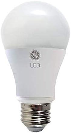 General Electric 61984 4PK WHT K 4 Pack 5W Daylight A19 Shape LED Light Bulb