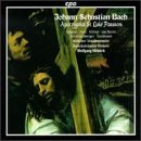 Bach: Apocryphal St. Luke Passion BWV.246, Anh.II,30 by unknown (1997-04-22)