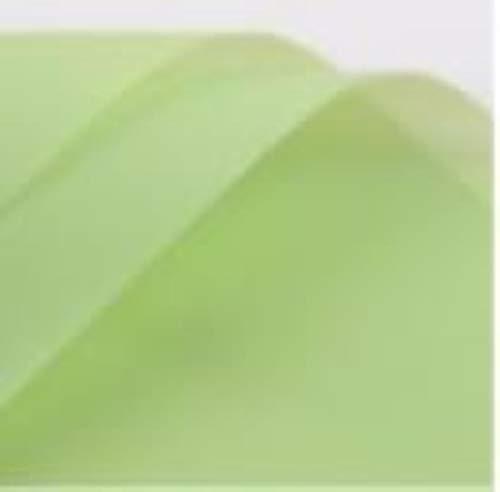 Miner 20 stks set koreaanse stijl kleur tissuepapier inpakpapier wrap papier kerstcadeau inpakpapier huwelijkscadeau verpakkingsmateriaal, erwt groen