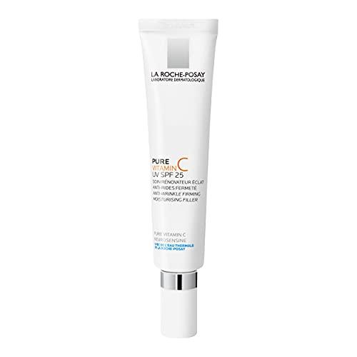 La Roche-Posay Pure Vitamin C UV LSF 25 AntiFalten Pflege, 40 ml